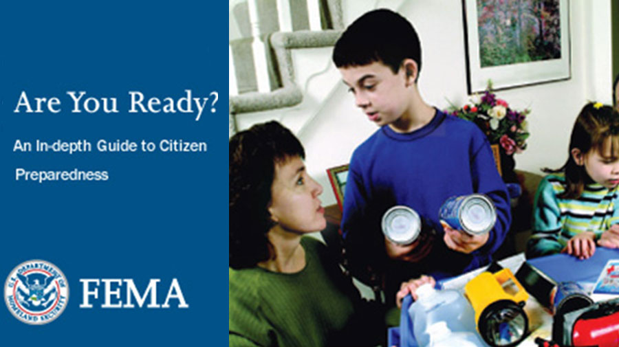 Are You Ready? - FEMA Disaster Guide